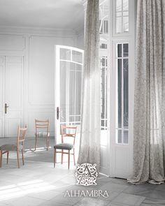 Dandelion by ALHAMBRA Dandelion Flower, Elegant, Drapery, Fabrics, Inspiration, Furniture, Collection, Home Decor, Products