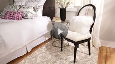 Watch How to Paint Upholstery in the Better Homes and Gardens Video