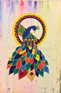 Peacock ❤️