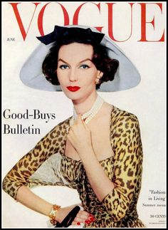 Vogue, June 1957