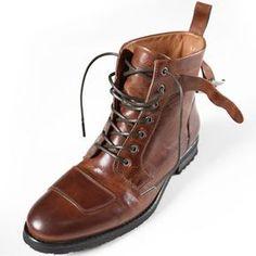 Chaussures Moto Helstons Trophy Tan