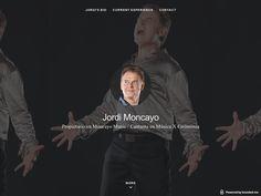 Jordi Moncayo is Propietario en Moncayo Music / Cantante en Música X Cerimònia…
