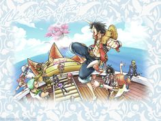 One Piece - Unlimited Dreams by Reironie17 on DeviantArt