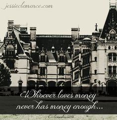Whoever loves money, never has money enough. Ecclesiastes 5:10 #SimpleLiving, Bible verses on money
