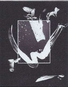 hauntedinternet:  June Wayne, Break Out, 1986