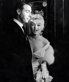 Marilyn Monroe & Joe Demagio