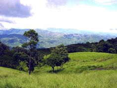 Murlen National Park - in Mizoram, India