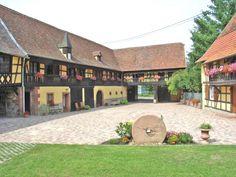 Gite rural Bas Rhin - #ALSACE