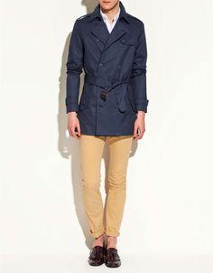 got this coat on sale! :)