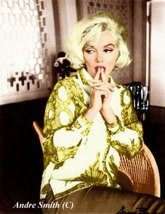 Marilyn Monroe Green Emilio Pucci Dress Monroe Pucci Barry