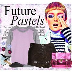 Future Pastels | Women's Outfit | ASOS Fashion Finder