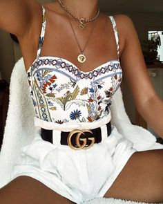 30 spring outfits you want to wear - Outfit Trends Today - Outfit Frauen - Yorgo Angelopoulos Casual Fall Outfits, Spring Outfits, Trendy Outfits, Fashion Outfits, Womens Fashion, Fashion Trends, Gucci Outfits, Fashion Ideas, Summer Beach Outfits