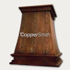 Colorado Copper Range Hood