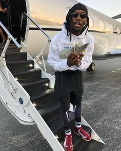 Men's Fashion Flash: Quavo, Offset, and Takeoff of the ...