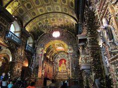 MarinaFGO: Mosteiro de São Bento