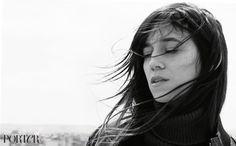 Charlotte Gainsbourg, Porter Magazine, October 2014