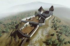 Päťsto rokov bol najstarší hrad Liptova v kríkoch, teraz ožíva - myliptov.sme.sk Fighter Jets, Aircraft, Aviation, Planes, Airplane, Airplanes, Plane