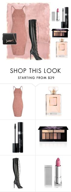 """Untitled #93"" by deslightwood ❤ liked on Polyvore featuring Rothko, Chanel, Christian Dior, Smashbox, Giambattista Valli, Lipstick Queen and Tod's"