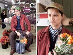 """The Hill-Side Spring 2014 Lookbook: """"New York City Flower District."""""""