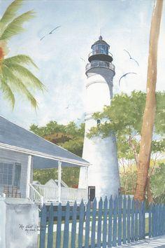 Gene Rizzo...Key West