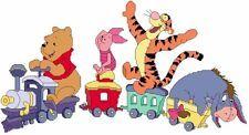 Cross Stitch Kits - Winnie The Pooh Express