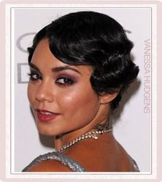 vintage black hairstyles | Vintage Hairstyles The Finger Wave - How To Do Easy Vintage Hairstyles ...