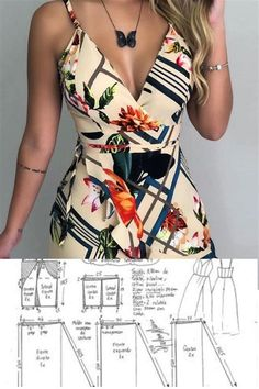 Sewing Clothes Women, Diy Clothes, Clothes For Women, Fashion Sewing, Diy Fashion, Fashion Dresses, Skirt Patterns Sewing, Clothing Patterns, Ankara Dress Designs