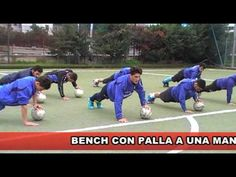 CORE TRAINING NEL CALCIO - Prof. Zichella Franco ( http://www.jfit.it/zichellafranco) - YouTube
