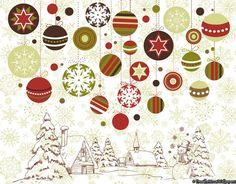 Christmas Village Break