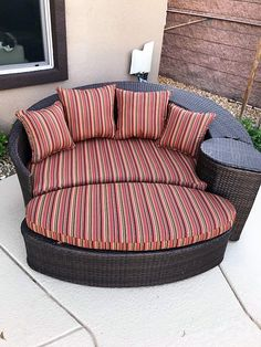 17 best Outdoor Furniture Replacement Cushion Covers images on ...