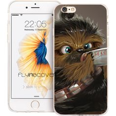 coque iphone 7 star wars chewbacca