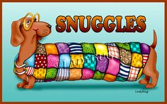 """Snuggles"" © by Ladybug Creations:"
