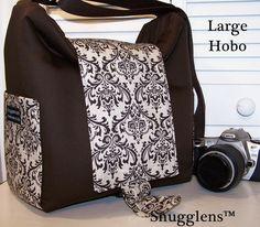 $99 Beautiful handmade LARGE camera bag