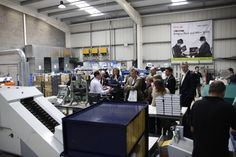 Managing Director Andy Cork leads a tour of the production line and explains why we are good at what we do.