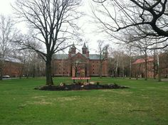 The mothership of the Cooperative Education Program: Antioch College in Yellow Springs, OH