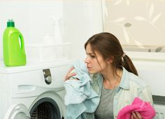 Best How To Clean Washing Machine With Baking Soda Front Load Washer Ideas Household Cleaning Tips, Diy Cleaning Products, House Cleaning Tips, Cleaning Hacks, Washing Machine Smell, Clean Your Washing Machine, Washing Machines, Doing Laundry, Laundry Hacks