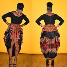 Now available on our store, click here: https://thokoplace.com/products/african-print-luxury-skirt-c-ws833