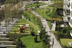 Parque Vidalta, Città del Messico, 2012 - Serrano Monjaraz Arquitectos