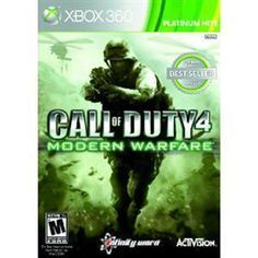 """New Call of Duty 4: Modern Warfare. Brand New. Win a 24"""" LED TV go to https://www.facebook.com/events/357448944309371/ for details."""