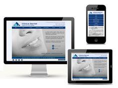 Sitio web responsive para la Clínica Dental Joaquín Ferrer (Granada) www.clinicadentalferrer.com