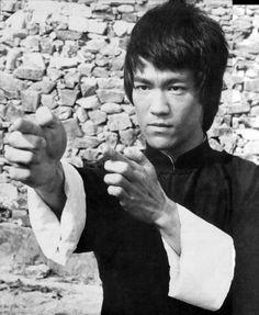 Bruce Lee; martial arts master, movie superstar, philosopher, game changer.