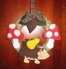 Kapcsolódó kép Fall Decor, Holiday Decor, Diy, Christmas Ornaments, Handmade, Home Decor, Autumn, Crafts, Manualidades