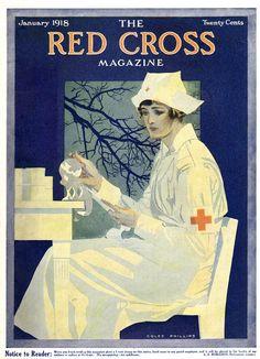 Red Cross Magazine 1918-01