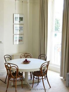Dining Table Furnished Apartments, One Bedroom Apartment, Bloomsbury, Dining Table, London, Furniture, Home Decor, Decoration Home, Room Decor