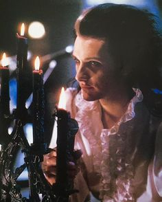 I light a candle to you and I pray #davevanian #thedamned #damneduntodeath #shadowoflove #phantasmagoria #damneddisciple