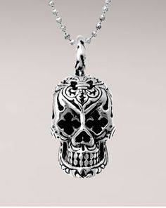 King Baby - Day Of The Dead Necklace