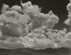 New Mexico - Ansel Adams - 1933