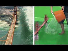 Amazing Before & After Hollywood VFX Part 14 - YouTube