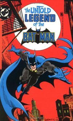 The Untold Legend of the Batman @ niftywarehouse.com #NiftyWarehouse #Batman #DC #Comics #ComicBooks