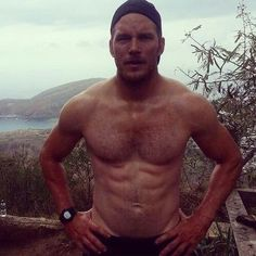 Actor Chris Pratt is a hot manly man Chris Pratt Shirtless, Actor Chris Pratt, Shirtless Men, Chris Pratt Body, Star Lord, Pretty Men, Gorgeous Men, Actrices Sexy, Michael Ealy